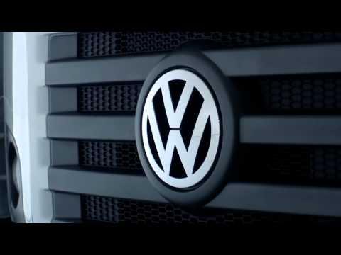 Nova linha de caminhões Volkswagen Advantech