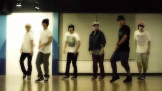 getlinkyoutube.com-[Cut] B2ST Shock+Special+Soom Practice Video [HD]