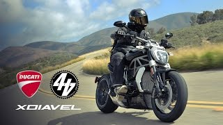 getlinkyoutube.com-Ducati XDiavel - First Ride Thoughts