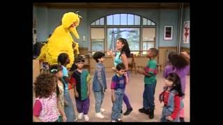 getlinkyoutube.com-Sesame Street  - Simple Dance To Do