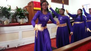 getlinkyoutube.com-For your glory by tasha cobbs praise dance