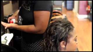 getlinkyoutube.com-How To Wash A Sew-In (Weave) | VIP LUX TV