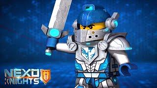 getlinkyoutube.com-LEGO NEXO KNIGHTS : MERLOK 2.0 - LEGO Games