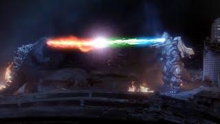 getlinkyoutube.com-Godzilla: Save The Earth - Godzilla VS. Mechagodzilla 2 (CLASSIC REMATCH)