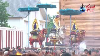 நல்லூர் கந்தசுவாமி கோவில் பதின்ஐந்தாம் திருவிழா மாலை 08.08.2020