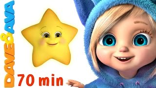 getlinkyoutube.com-🌟 Twinkle Twinkle Little Star Song + More Baby Songs and Nursery Rhymes by Dave and Ava 🌟