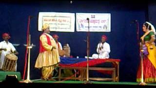 getlinkyoutube.com-Yakshagana in Hyderabad- Shaneeshwara Mahatme - Raghavendra Achar - Ramesha Bhandari