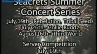 Seacrets - July 26 2010