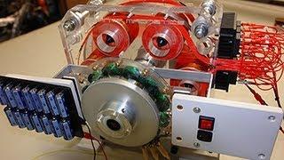 getlinkyoutube.com-Ultimate Pulse Motor Generator - New Energy