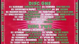 Best Of Wigan Pier 2003 - CD 1