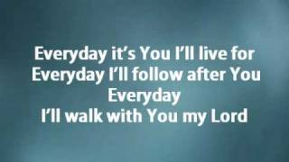 getlinkyoutube.com-Everyday - Hillsong w/ lyrics