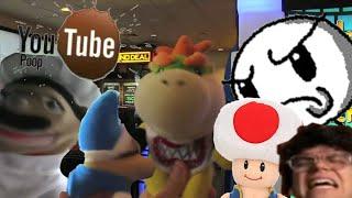 getlinkyoutube.com-Youtube/SML Poop: Gizmo Kills Toad