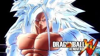 getlinkyoutube.com-Goku SSJ5 Super Saiyan 5 Dragon Ball Xenoverse (PC) Mod Gameplay 【60FPS 1080P】