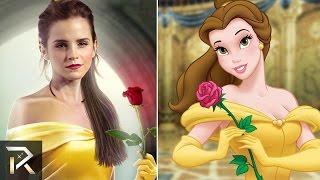 getlinkyoutube.com-10 Famous Cartoon Characters Based On Real Life People