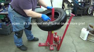 getlinkyoutube.com-HF Tire Changer