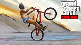 getlinkyoutube.com-GTA 5 EPiC BMX STUNTS #1 (GTA 5 STUNTS MONTAGE)