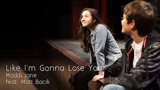 getlinkyoutube.com-Maddi Jane feat. Matt Bacik - Like I'm Gonna Lose You (Meghan Trainor feat. John Legend)