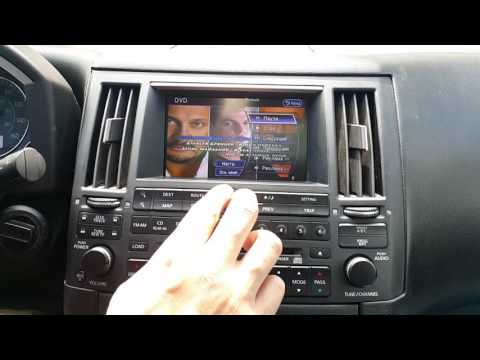 Infiniti FX (2003-2007) is the best and most complete modification of media in the world !!!
