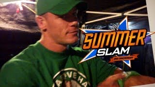 WWE Summerslam 2012 Music Video