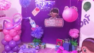 getlinkyoutube.com-decoracion de doctora juguete