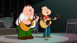 getlinkyoutube.com-Family Guy - Into Harmony's Way All Songs (Lyrics)