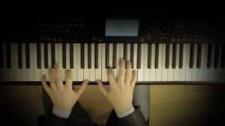 Evanescence -- Bring Me To Life (piano)