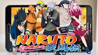 getlinkyoutube.com-Nuevo Naruto Mobile 2016 Para Android Official Descargalo/Aventuras/Accion/Peleas