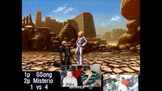 getlinkyoutube.com-KOF XIII - FT10: SSong (KOR) vs Misterio (CHI)
