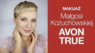 getlinkyoutube.com-Makijaż Małgosi Kożuchowskiej - Avon TRUE - KAROLINA