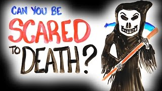 getlinkyoutube.com-Can You Be Scared To Death?