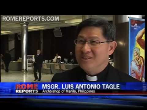 Meet the future Filipino Cardinal of the Church  Archbishop Luis Antonio Tagle