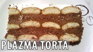 PLAZMA Torta - Recept