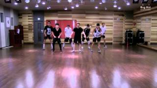 getlinkyoutube.com-방탄소년단 We Are Bulletproof Pt.2 dance practice