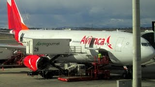 getlinkyoutube.com-Airbus A330 - Avianca: Flight report AV11 [MAD-BOG]