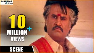 getlinkyoutube.com-Pedarayudu Movie || Rajnikanth Extraordinary Dialogue || Mohan Babu,Soundarya