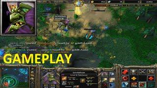 getlinkyoutube.com-DotA 6.83d - Tidehunter, Leviathan GAMEPLAY