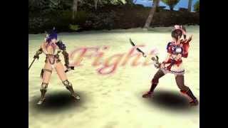 getlinkyoutube.com-Battle Raper 2 Setsuna Yagami vs Yayoi Mibu