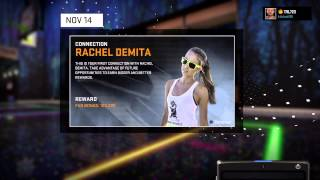 getlinkyoutube.com-NBA 2K 16 My Career - Rachel Demita Connection - 500,000 Fans #500kFansFOF
