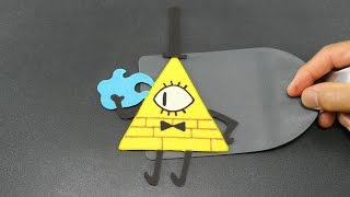 getlinkyoutube.com-PANCAKE - Bill Cipher | Gravity Falls by Tiger Tomato