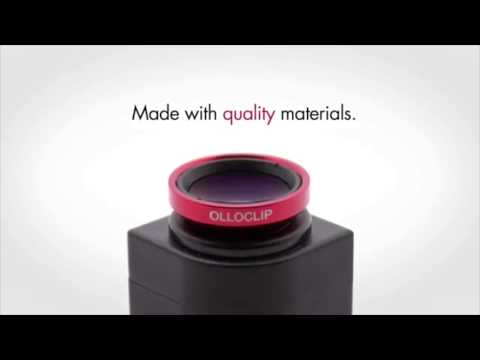 Olloclip iPhone Camera Lens