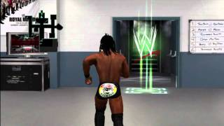 getlinkyoutube.com-Smackdown Vs Raw 2011 RTW Gameplay: Start of UndertakerRTW(X360)(HD)
