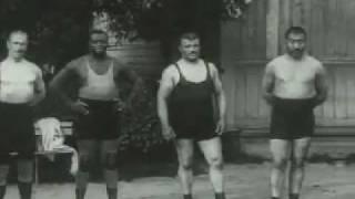 getlinkyoutube.com-Иван Поддубный (видео 1912 года)