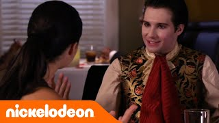 getlinkyoutube.com-Big Time Rush | Halloween col vampiro James | Nickelodeon