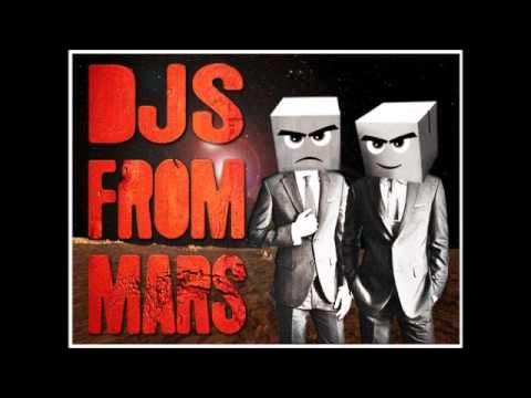 Jennifer Lopez vs Alex Gaudino - Calabria On The Dance Floor (DJ's From Mars Bootleg)