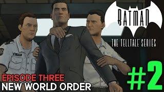 "getlinkyoutube.com-Batman The Telltale Series Episode 3 ""New World Order"" Playthrough Part 2 - CEO of Wayne Enterprises"