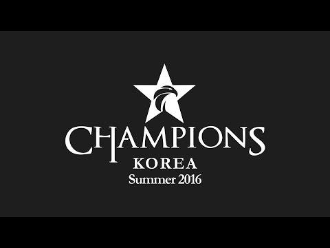LCK Summer - Week 9 Day 4: ROX vs. ESC (OGN)