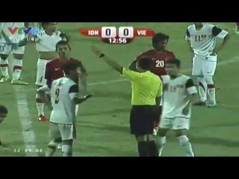 KUNG FU FOOTBALL U19 PEPE TEAM(INDONESIA)- U19 VIETNAM