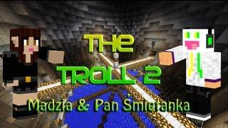 getlinkyoutube.com-Minecraft Escape - Pan Śmietanka & Madzia - Escape The T.R.O.L.L. 2