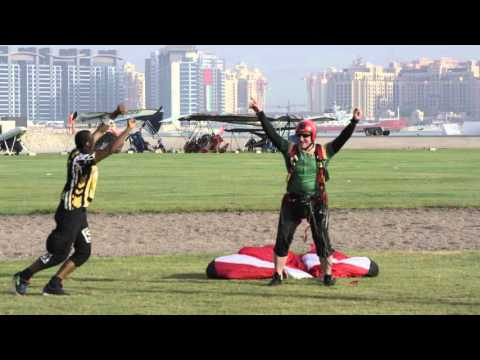 FAI World Air Games Dubai 2015 Day 6 Highlights | #SkydiveDubai