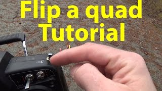 getlinkyoutube.com-Storm Racing Drone: Flip tutorial